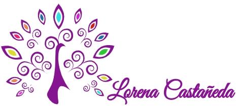 Logotipo Lorena Castañeda Psicologa