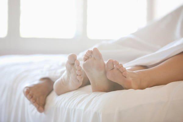 Sexologo tenerife pareja pies